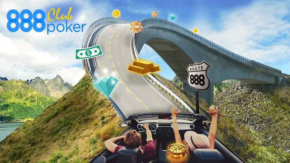 888poker Club